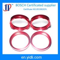Aluminum circle, metal rings with kinds of specification, red block