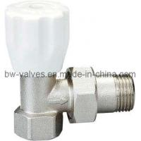 Wholesale Brass Radiator Valve (BW-R05) from china suppliers