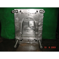Buy cheap S136, 1.2311 LKM standard Precision Plastic Injection Canister Mirror Face Mould from wholesalers