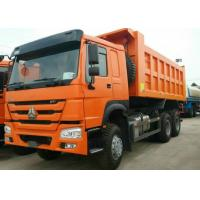 Wholesale 40T SINOTRUK HOWO HF9 front axle 6*4 dump truck with 12.00r20 tyres from china suppliers