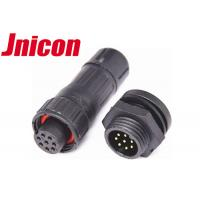 M16 IP68 Waterproof Data Connector , IP68 Waterproof Male Female Connector