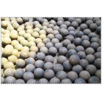 Wholesale Iron Grinding Balls 20mm to 150mm made of 60Mn from china suppliers