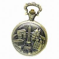 China Antique Pocket Watch with Quartz Movement on sale