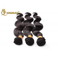 China Original Body Wave / Straight Real 100 Indian Remy Human Hair Can Be Dyed And Permed on sale