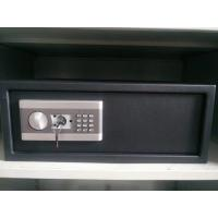 Quality Solid Steel Small Gun Safe 32 Pounds , Gun Security Cabinet Anti Burglary for sale