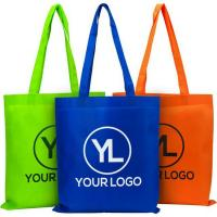 Wholesale Reusable Shopping Bags With LOGO Recyclable Custom Eco - Friendly Shopping Bag from china suppliers