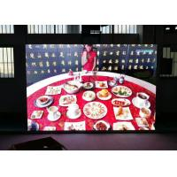 Buy cheap P3 Indoor Fixed LED Display 111111 Dots / M2 Pixel Density Easy Installation from wholesalers