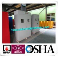 Wholesale Medical Compressed Gas Cylinder Storage Cabinet , Drum Safety Storage Cabinets from china suppliers