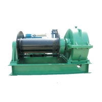 Wholesale Wire Rope Pulling Remote Heavy Duty Electric Capstan Winch from china suppliers