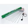 Buy cheap Snow Falling LED Meteor Lights White / Warm White 100 - 240v 50cm 10 Tubes from wholesalers