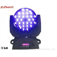 China Energy-Saving And Environment-Protective 108PCS RGBW LED Moving Head Lights on sale