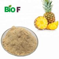 Wholesale Pure Freeze Dried Pineapple Extract Powder Improving Immunity Of Human Body from china suppliers