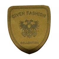 Wholesale Custom Embossed Leather Patches With Personalized Logo For Jeans from china suppliers