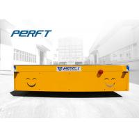 Wholesale customization electrical trackless cart for heavy die transporter from china suppliers