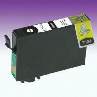 Wholesale Black Ink Cartridges with 18mL Ink Volume, Compatible for Epson Printer from china suppliers