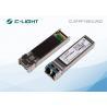Single Mode Fiber SFP Optical Transceiver 1310nm Modules DDM DOM