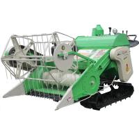 Wholesale Rice and Wheat Full Feeding Combine Harvester 4LZ-0.9L from china suppliers