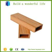 Wholesale 2018 new design artificial wood plastic hollow solid outdoor wpc floor from china suppliers