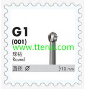 Dental burs for clinic TRA811