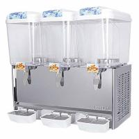 China ​18LX3 320W Beverage Cold Drink Dispenser / Automatic Stainless Steel Hot And Cold Dispenser on sale