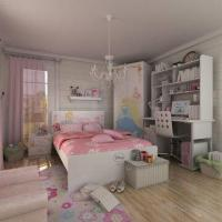 Wholesale E0 Grade Children's Bedroom/Wooden Furniture/Home Product, Princess, Disney, Light-resistant from china suppliers