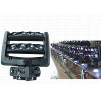 Buy cheap 8pcs 10w dmx 512 rgbw moving head spider led beam light,moving head beam light from wholesalers