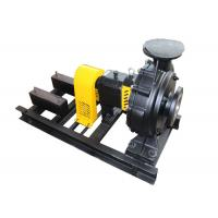 China Liquid Non Clog Sewage Pump , Papermaking Process Industrial Sump Pump Systems on sale