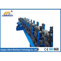 China 2018 New Design PLC Control Automatic Door Frame Roll Forming Machine made in china on sale