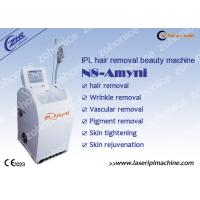 Wholesale 690nm / 750nm IPL Hair Removal Machines For Skin Rejuvenation from china suppliers