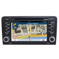 Buy cheap In Dash Auto Stereo Car Multimedia Navigation System Audi S3 RS3 A3 2002-2013 from Wholesalers
