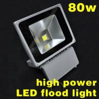 Wholesale High Power IP65 80W led floodlight Waterproof AC85~265V CE & ROHS from china suppliers
