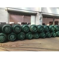 Wholesale gas cylinder transport chlorine  ,refrigerant gas  ammonian with VALVES from china suppliers