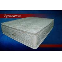 Double pillow top spring mattress of item 91519551 for Dual pillow top mattress