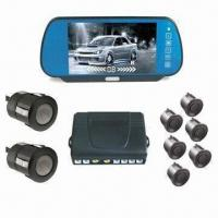 China Bi-visual Parking Sensor with Digital TFT LCD Display on sale