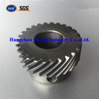 China Carbon Steel Crush Gear With Teeth Hardened on sale