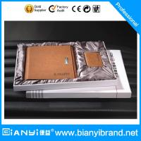 Wholesale Regular Notebook with pocket note set from china suppliers