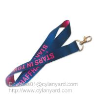 Wholesale Cheap Woven Ribbon with Jacquard Logo, Custom Woven Neck Lanyards Supplier China from china suppliers