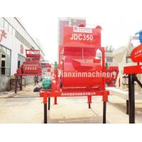 China China low cost light weight new designed self loading auto concrete mixer js500 on sale