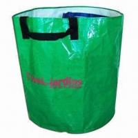 Wholesale Round-shaped Garden Bag, Made of 150gsm PP Woven from china suppliers
