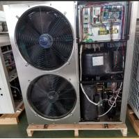 Wholesale High Efficiency Domestic Hot Water Heat Pump , 1.5 Ton Indoor Air Source Heat Pump from china suppliers