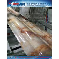 Wholesale PVC Artificial Marble profile Production Line from china suppliers