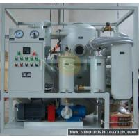 Wholesale 9000 Liters / Hour Oil Dehydration Machine Vacuum Oil Purifier For Power Transformer Of SIEMENS from china suppliers