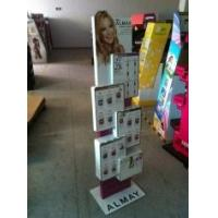 China Point of purchase cosmetic display stand with mixed material supplier on sale