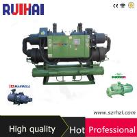 Wholesale Industrial High Quality Screw Type Water Chiller from china suppliers