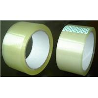 China Adhesive Jumbo Bopp Packing Tape For Carton Sealing