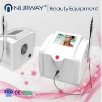 China Immediately result  touching screen spider vein removal varicose veins treatment machine on sale