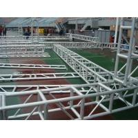 Buy cheap Alloy 6082 T6 Aluminium Alloy Truss With Spigot Connection Heavy Load Capacity from Wholesalers