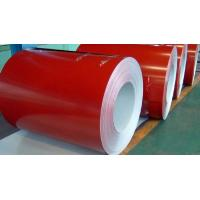 High Flexibility Custom Color Coated Coils For Roofing / Sign Boards