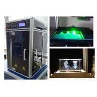Wholesale Air Cooling Industrial Laser Engraving Machine Single Phase 220V or 110V Powered from china suppliers