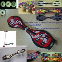 China RUNYI Wave Board China Hot Street Surfing Caster Board on sale